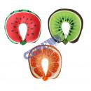 Großhandel Taschen & Reiseartikel: Nackenkissen 'Früchte' 3/s