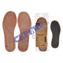 wholesale Shoe Accessories: Insole, leather, size 35-46, 1 pair
