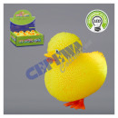 LED shaggy chick, ca.9cm, 6 / s, 12er Display