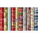 grossiste Cadeaux et papeterie: Papier  d'emballage   Noël  10 Motive ...