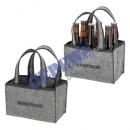 Großhandel Taschen & Reiseartikel: Flaschenträger 'Männertasche'