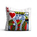Großhandel Bettwäsche & Matratzen: Deckbettbezug Karte King Classic