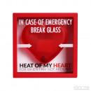 mayorista Instalacion electrica: Amor del marco de  Emergencia - clavar el cristal (