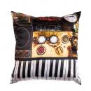 Großhandel Bettwäsche & Matratzen:Deckbettbezug Keyboard