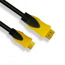 Mini HDMI vers HDMI 1.8 mètres