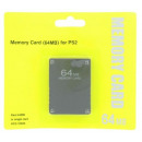 wholesale Consumer Electronics: 64MB Memory Card for Playstation 2