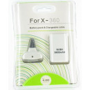 Play & Charge  Kit with Battery for XBOX 360 Wh