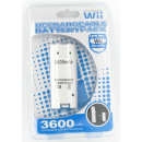 Battery 3600 mAh  Battery for Wii Controller