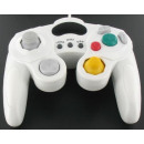wholesale Consumer Electronics: Wired Controller  for GameCube and Wii White