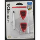 Paquet Stylus 3 pour DS Lite