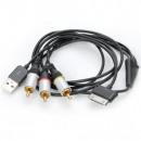 AV Cable para Samsung Galaxy TAB