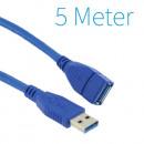 USB 3.0 Verlängerungskabel 5 Meter