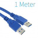 USB 3.0 Male - Male Cable 1 Meter
