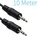 grossiste Electronique de divertissement: Audio jack 3,5 mm Câble 10 mètres