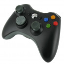 grossiste Electronique de divertissement: Wireless  Controller pour Xbox 360 Noir