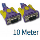 groothandel Computer & telecommunicatie: SVGA Monitor kabel 10 meter