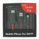Micro USB MHL câble adaptateur HDMI inclus US