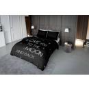 mayorista Casa y decoración: DC blanco de neón  amor luna, 135x200 GER