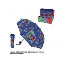 Großhandel Regenschirme: Kinder Regenschirm piegh 'Es regnet' 52/08 pj aber