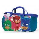 Großhandel Reise- und Sporttaschen: Pj Blasen Duffle Pj Maske