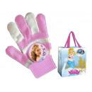 het is koud handschoenen rijen Cinderella