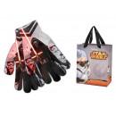 het is koud handschoenen Star Wars