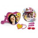 kinderen gift bag + spiegel + haaraccessoires
