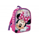 roze strik Zaino Minnie