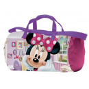 roze boegtas Minnie
