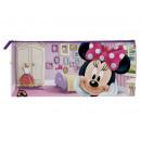 roze boog dak Minnie