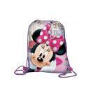 pink bow Minnie backpack backpack