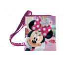 pink cross bow Minnie