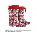 Großhandel Schuhe: 'Es regnet' Stiefel Kinder Minnie