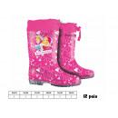 wholesale Shoes: 'It's  raining' kids Princess boots