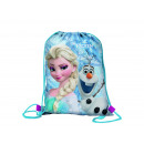 frosty frozen flat backpack