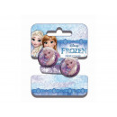 'It's fashion' 2elastici  glitter charms froz