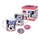 gift home cup + 2 Minnie magnets