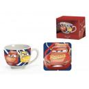 Geschenk mit nach Hause Lentikular - cup + Coaster