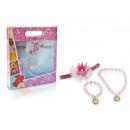grossiste Bijoux & Montres: enfants cadeau  bracelet cravate + + collier princ