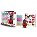 gift beauty set 10 nails + Minnie enamel