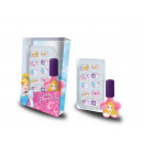 gift beauty set 10 nails + enamel princes