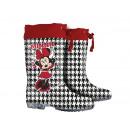 Großhandel Lizenzartikel: Es regnet Kinder Minnie Booties