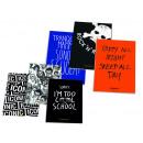 mayorista Cuadernos y blocs: cuaderno surtido happines