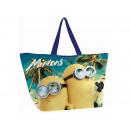 welkom op het strand zak Minions