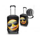 het is reizen trolley-lucch. tsa emoji