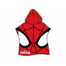 het is zomer poncho spider-man