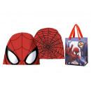 het is koud hat real spider-man