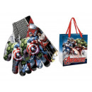 it's cold gloves Avengers