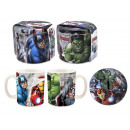keuken giftmok + piggy Avengers