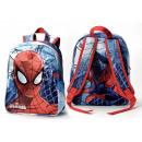 Medium rugzak tekent spider-man